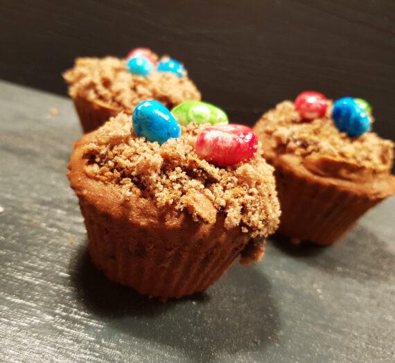 Rezept – Osterhasen-Schoko-Cupcakes