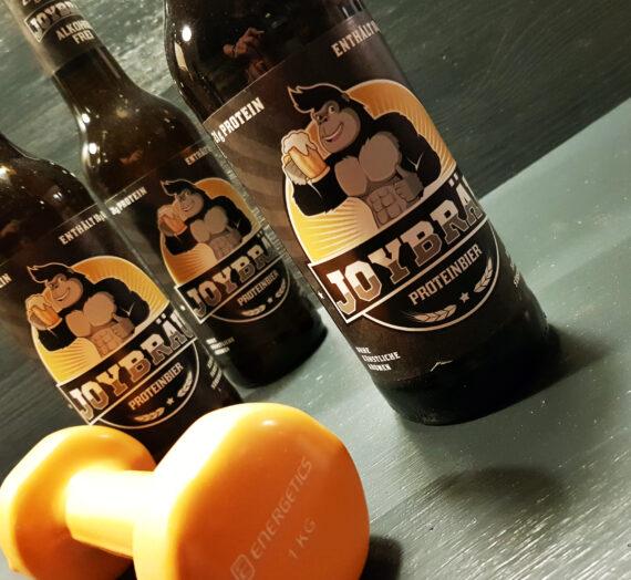 Joybraeu.de – Das alkoholfreie Proteinbier
