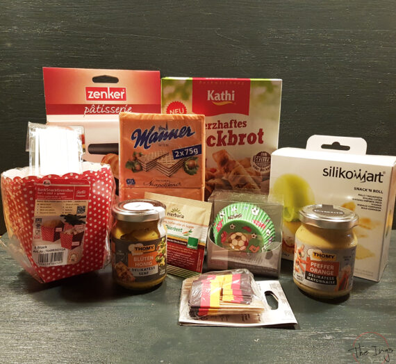 Meine Backbox – Fingerfood & Snacks (WM)