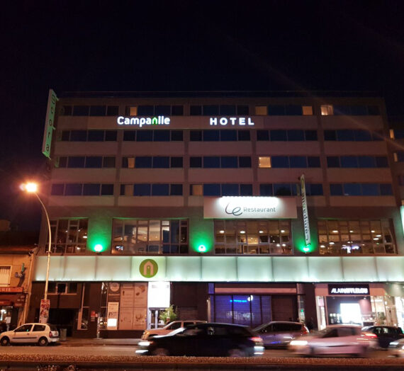 Parisreise – Campanile Hotel Paris Sud