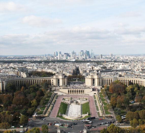 Parisreise – Eiffelturm