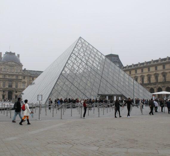 Parisreise – Louvre & Sacré-Coeur