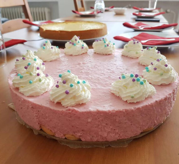 Rezept Erdbeer Quark Kuchen