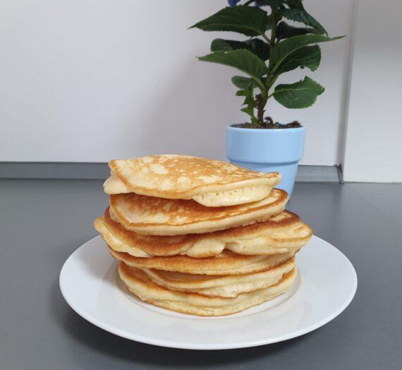Rezept – Fluffy Pancakes